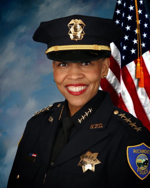 biography richmond police chief bisa french 051721
